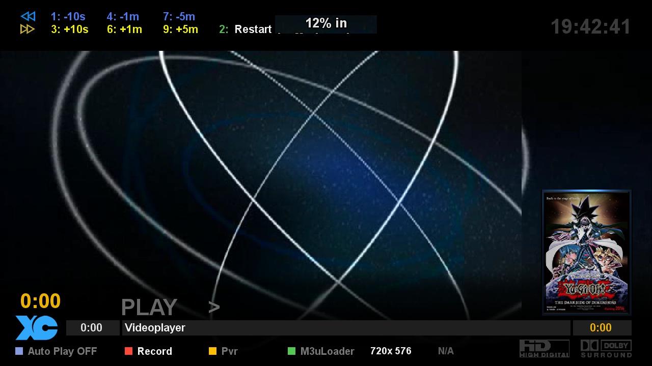 torrent stream player enigma2