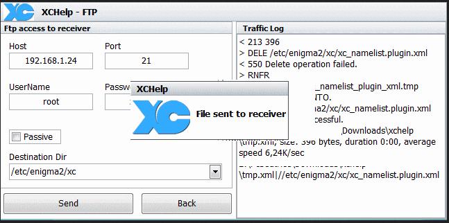 Xc Help File Generator xml | Lululla Joy